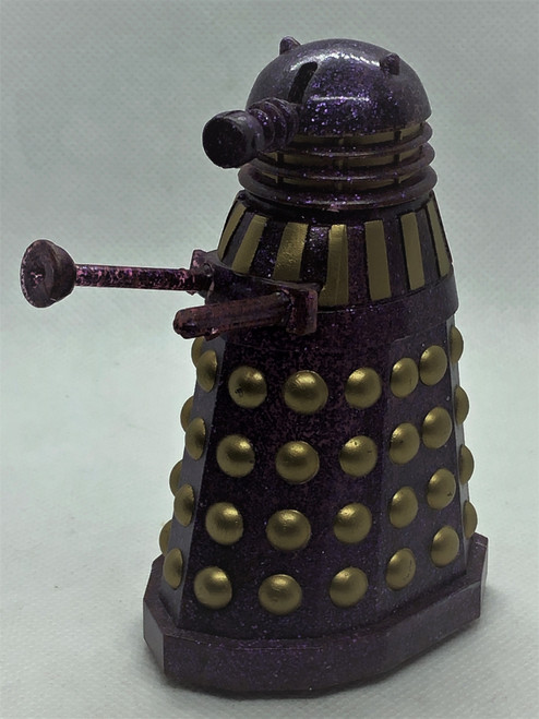 Doctor Who: MILLENNIUM DALEK (Purple) - Vintage DAPOL Figure (Limited Edition of 2000)