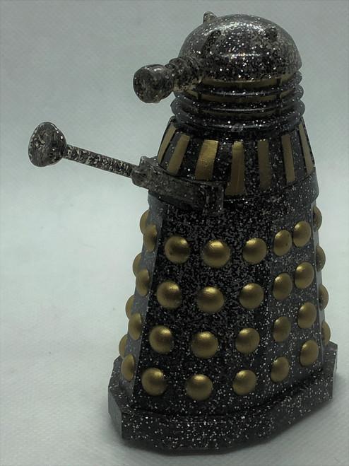Doctor Who: MILLENNIUM DALEK (Black) - Vintage DAPOL Figure (Limited Edition of 2000)