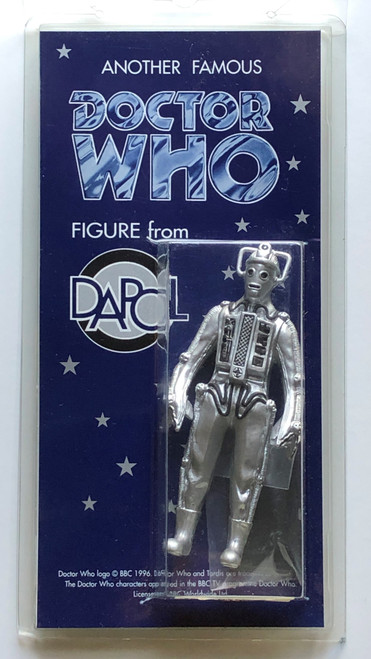 Doctor Who: EARLY CYBERMAN (Moonbase/Tomb Style) - Vintage DAPOL Figure