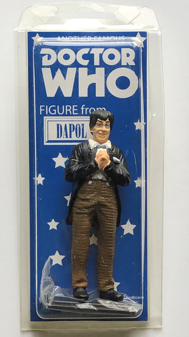 Doctor Who: 2nd Doctor (Troughton) - Vintage DAPOL Figure
