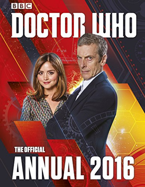 Doctor Who: 2016 New Series Annual Hardcover Book (Peter Capaldi)