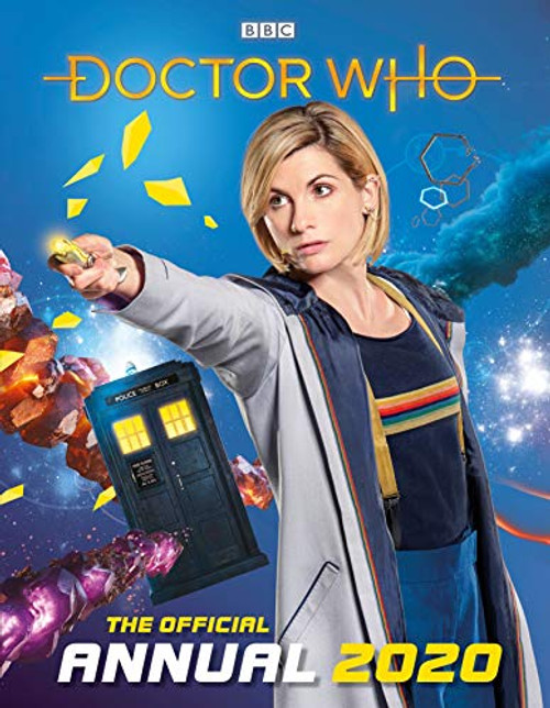 Doctor Who: 2020 New Series Annual Hardcover Book