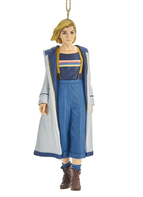 Doctor Who 13th Doctor (Jodie Whittaker) 5 inch Figural Ornament