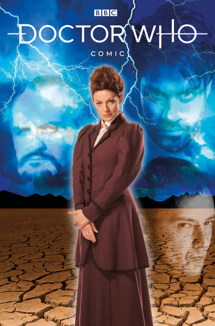 Doctor Who Titan Comic Book: MISSY Issue #1 (Cover B)
