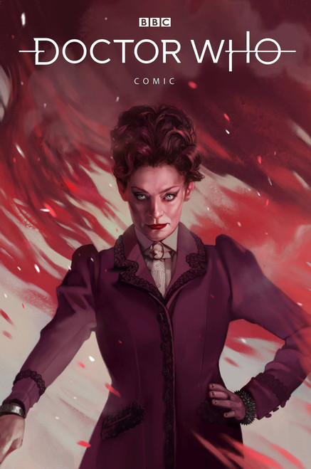 Doctor Who Titan Comic Book: MISSY Issue #1 (Cover C)