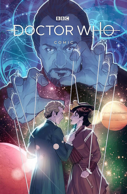 Doctor Who Titan Comic Book: MISSY Issue #1 (Cover D)