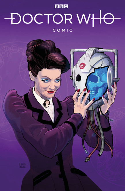 Doctor Who Titan Comic Book: MISSY Issue #2 (Cover A)