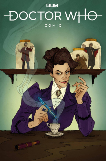 Doctor Who Titan Comic Book: MISSY Issue #3 (Cover A)