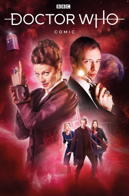 Doctor Who Titan Comic Book: MISSY Issue #3 (Cover B)