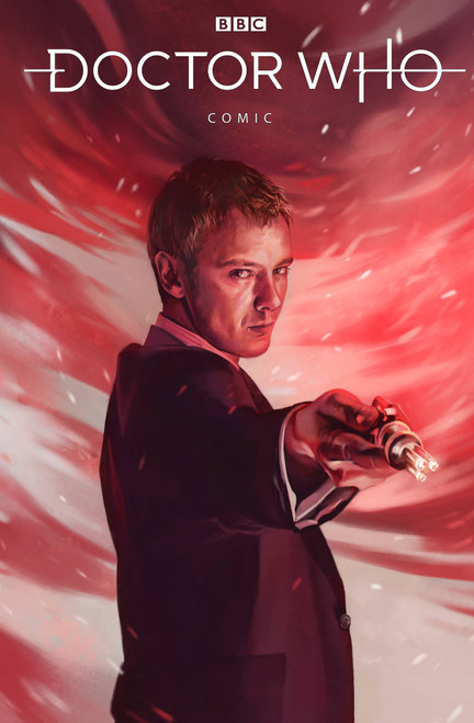Doctor Who Titan Comic Book: MISSY Issue #3 (Cover C)