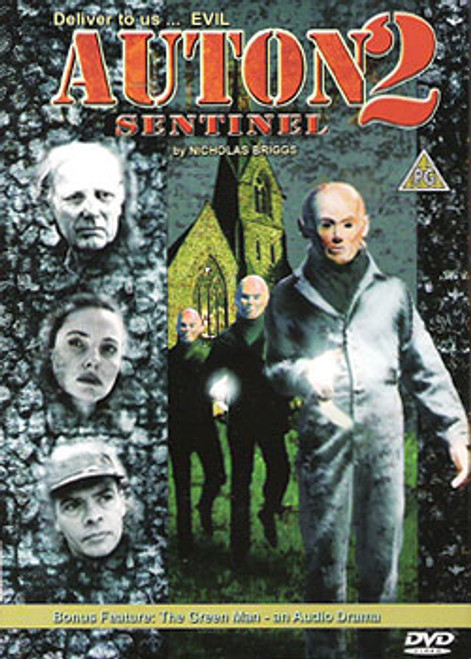 BBV Video Series (Doctor Who Spin-Off) - AUTON 2 SENTINEL by Nicholas Briggs on DVD