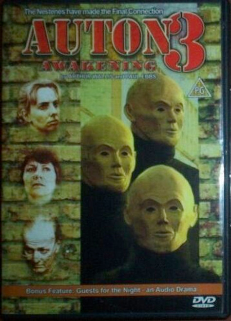 BBV Video Series (Doctor Who Spin-Off) - AUTON 3 AWAKENING on DVD