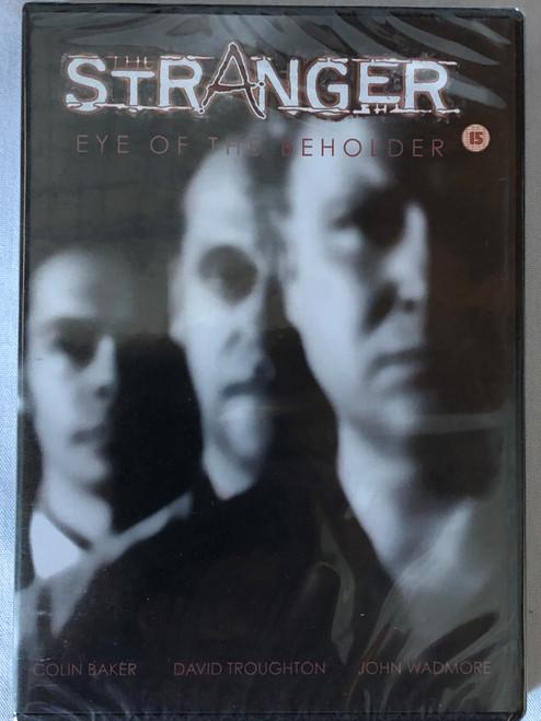 BBV Video Series (Doctor Who Spin-Off) - The STANGER Eye of the Beholder (Starring Colin Baker) on DVD