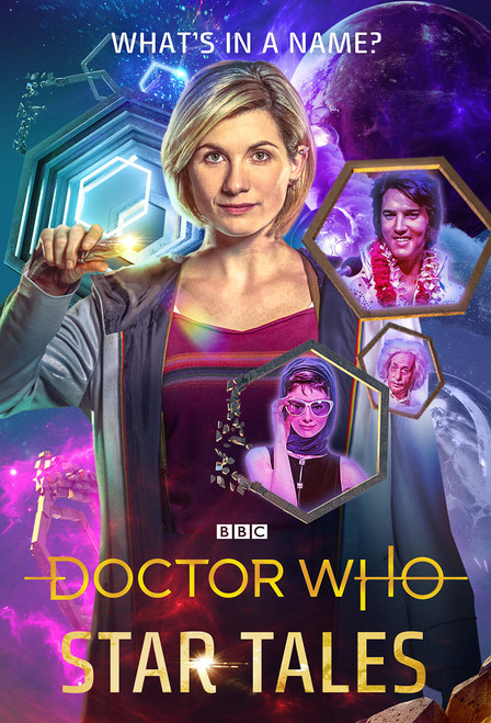 DOCTOR WHO - STAR TALES Hardcover Book (A collection of New Stories)