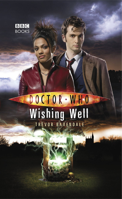 Doctor Who BBC Books Paperback - WISHING WELL - 10th Doctor (David Tennant)
