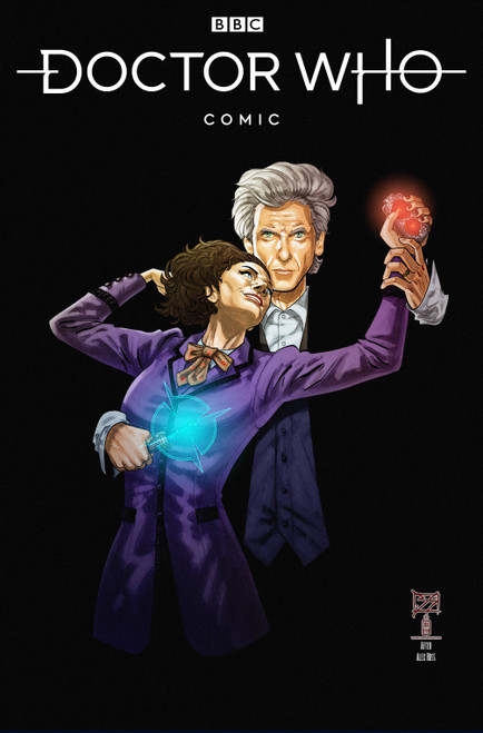 Doctor Who Titan Comic Book: MISSY Issue #4 (Cover A)