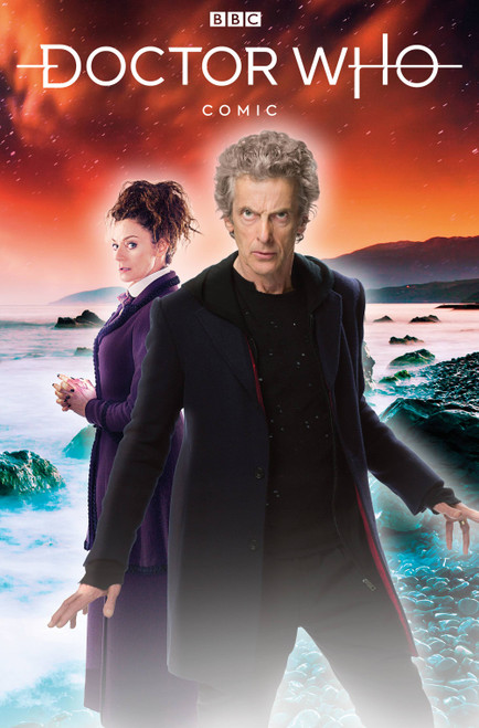 Doctor Who Titan Comic Book: MISSY Issue #4 (Cover B)