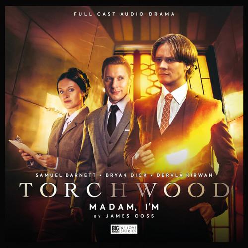 Torchwood #52: MADAM I'M - Big Finish Audio CD