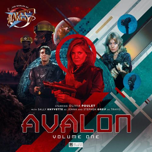 The Worlds of Blake's 7: AVALON Volume #1 - Big Finish Audio CD Set