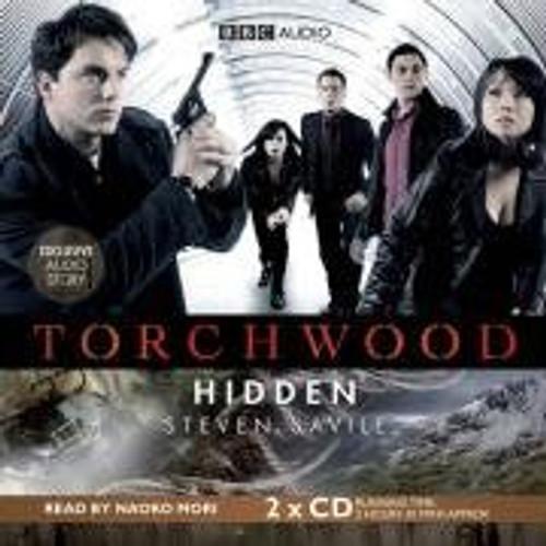 Torchwood: HIDDEN - BBC Audio Book on CD (Read by Naoko Mori)