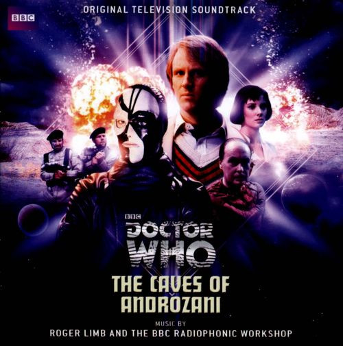 Doctor Who: The CAVES OF ANDROZANI - Original BBC Television Soundtrack - Audio CD