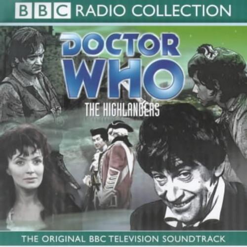 Doctor Who: The HIGHLANDERS - Original BBC Television Soundtrack - Audio CD