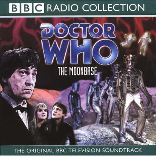 Doctor Who: The MOONBASE - Original BBC Television Soundtrack - Audio CD