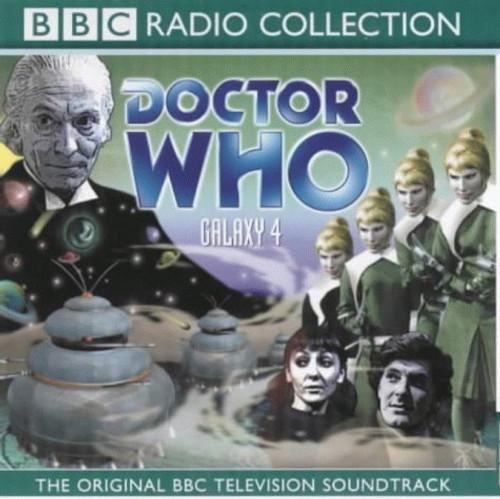 Doctor Who: GALAXY 4 - Original BBC Television Soundtrack - Audio CD