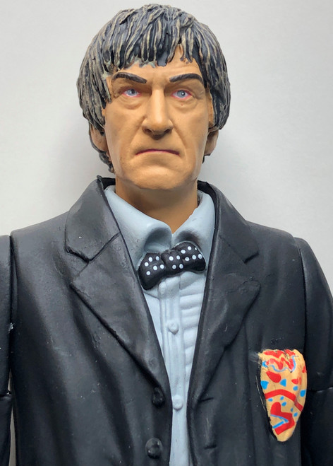 Doctor Who Action Figure - 2nd DOCTOR (Patrick Troughton) as seen in The TWO DOCTORS - Unpackaged