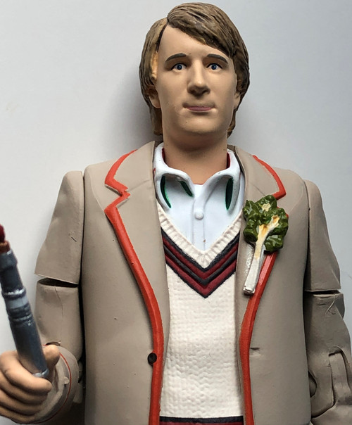 Doctor Who Action Figure - 5th DOCTOR (Peter Davison) as seen in The AWAKENING - Unpackaged