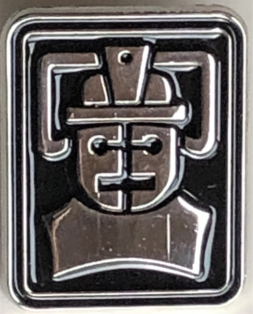 Doctor Who Exclusive Lapel Pin - TOMB OF THE CYBERMEN Emblem
