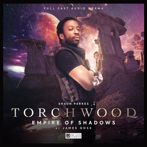 Torchwood #53: EMPIRE OF SHADOWS - Big Finish Audio CD