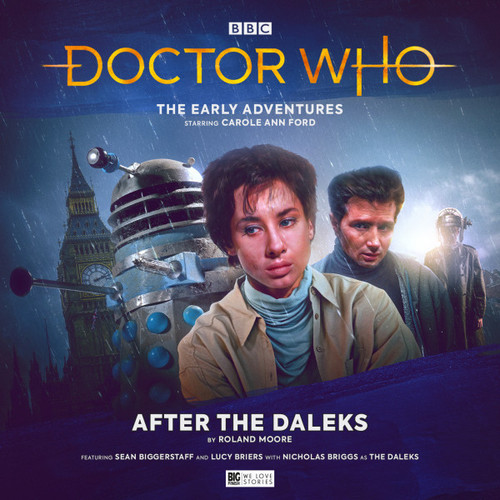 Doctor Who: The Early Adventures #7.1 - AFTER THE DALEKS - Big  Finish Audio CD Starring Carole Ann Ford