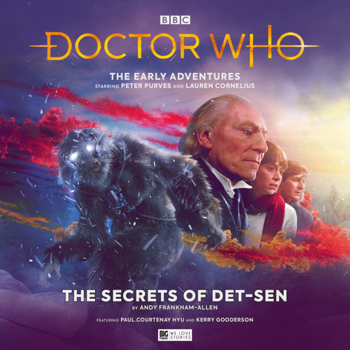 Doctor Who: The Early Adventures #7.2 - The SECRETS OF DET-SEN - Big  Finish Audio CD Starring Peter Purves
