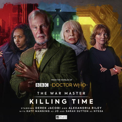 Doctor Who: The War Master Vol. 6: KILLING TIME - Big Finish Audio CD Boxed Set