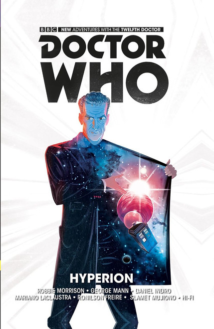 Doctor Who: The Twelfth Doctor - Volume #3 - HYPERION (Soft Cover Graphic Novel)
