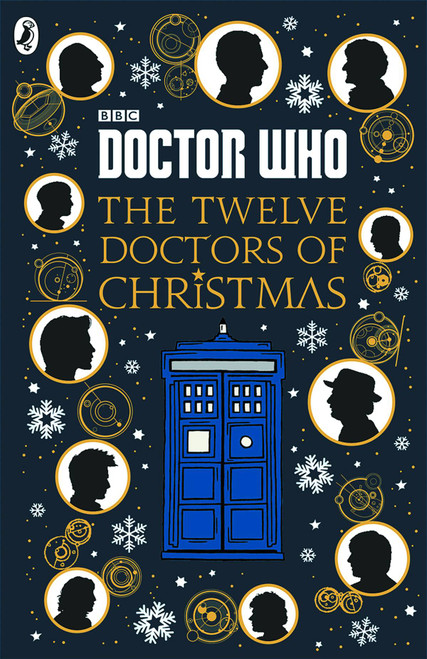 Doctor Who: The Twelve Doctors of Christmas - Hardcover Book