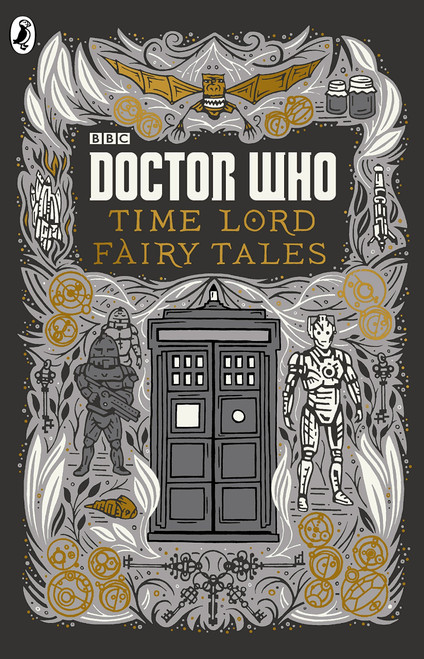 Doctor Who: TIMELORD FAIRYTALES - Hardcover Book