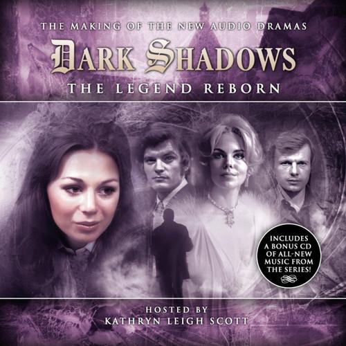 Dark Shadows: THE LEGEND REBORN - Audio CD from Big Finish (Last ONE)