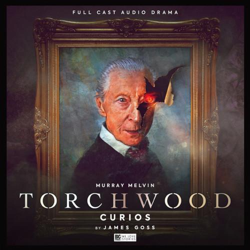 Torchwood #54: CURIOS - Big Finish Audio CD