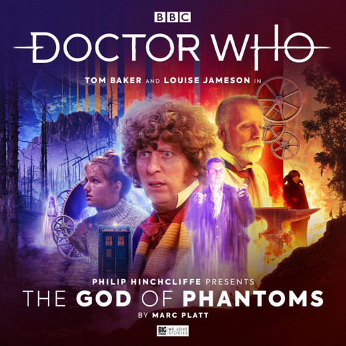 Doctor Who: Philip Hinchcliffe Presents 4th Doctor Box Set: Vol. 4 THE GOD OF PHANTOMS  Starring Tom Baker and Louise Jameson