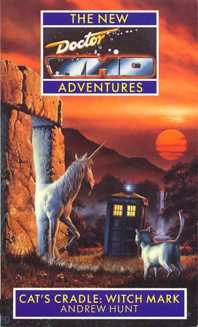 Doctor Who New Adventures Paperback Book - CAT'S CRADLE: WITCHMARK