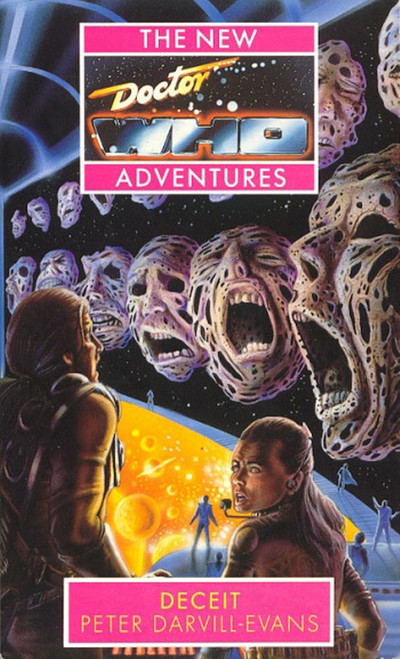 Doctor Who Missing Adventures Paperback Book - DECEIT by Peter Darvill-Evans