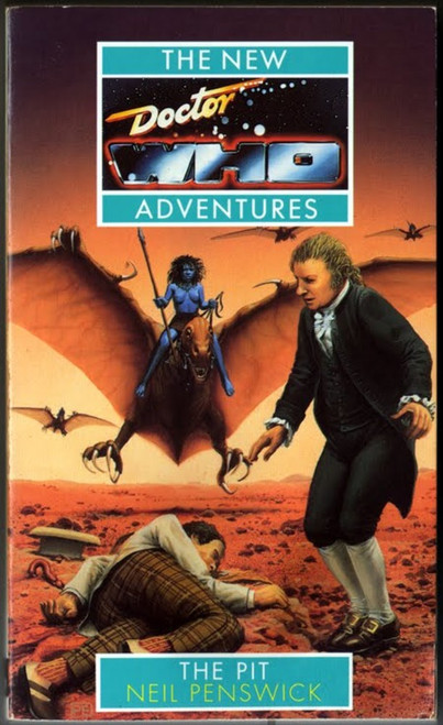 """""""The Pit"""" New Adventures Paperback Book"""