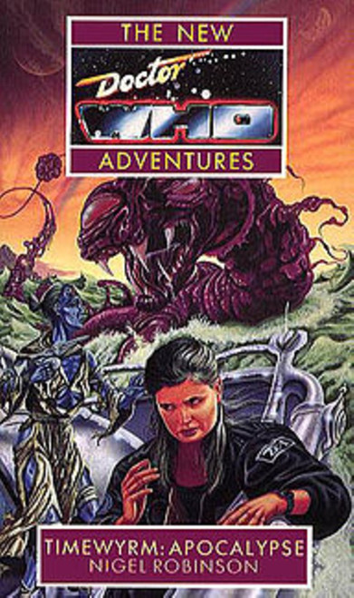 Doctor Who New Adventures Paperback Book -  TIMEWYRM: APOCALYPSE