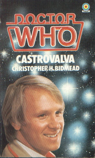 Doctor Who Classic Series Novelization - CASTROVALVA - Original TARGET Paperback Book