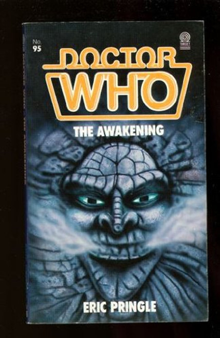 Doctor Who Classic Series Novelization - AWAKENING - Original TARGET Paperback Book