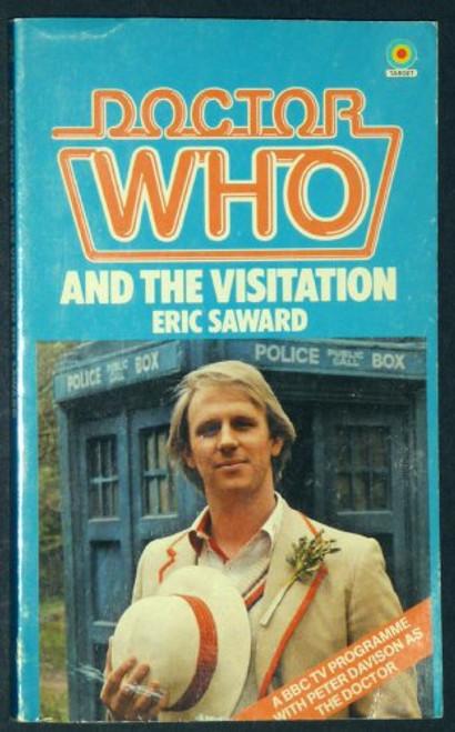Doctor Who Classic Series Novelization - THE VISITATION - Original TARGET Paperback Book