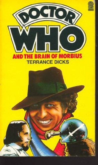 Doctor Who Classic Series Novelization - BRAIN OF MORBIUS - Original TARGET Paperback Book