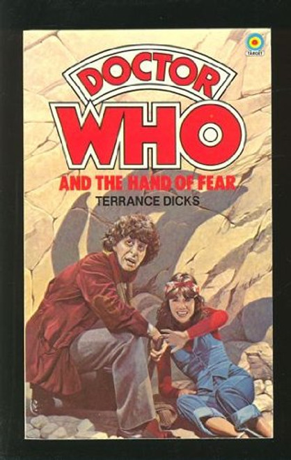 Doctor Who Classic Series Novelization - HAND OF FEAR - Original TARGET Paperback Book
